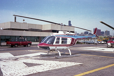 CFD  HELICOPTER  442  1977 BELL JET RANGER   BF