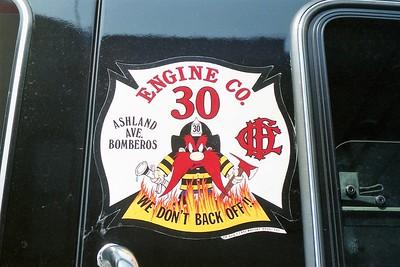 ENGINE 30  LOGO