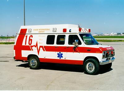 a16 van