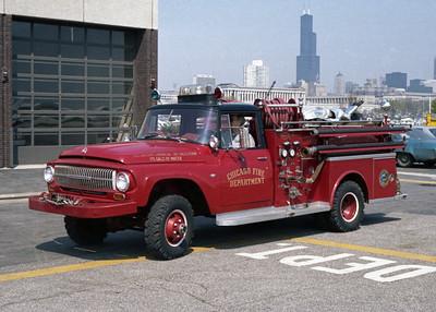CFD DRY CHEM 621  1966 IHC-FIRE BOSS  175-750 DC  D-331