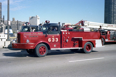 633 STAGED AT PARADE