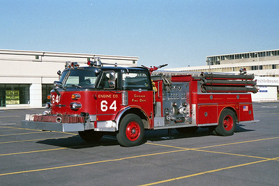 ENGINE 64  1978  ALF CENTURY   2000-500   D-440   EXTENDED BUMPER