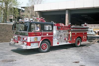 ENGINE 57  1973  WLF P80   1500-500   D-391