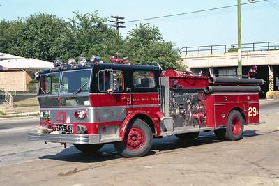 ENGINE 29  1973  WLF P80   1500-500   D-390