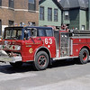 ENGINE 63  FORD C8000 - E-ONE