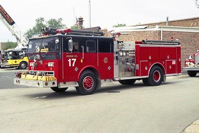 CFD ENGINE 17 WLF-RANGER-E-ONE