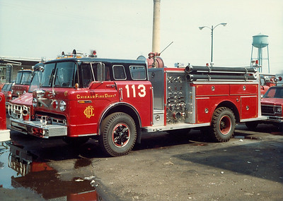 ENG 113 FORD