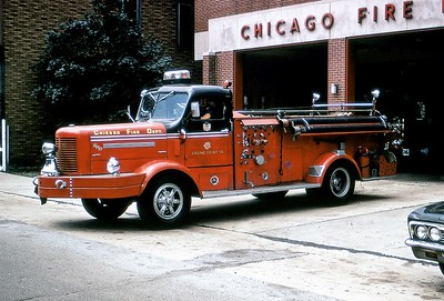 CHICAGO FD  ENGINE 55   FWD   1000-0      DON FEIPLE PHOTO