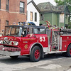 ENGINE 63  FORD - E-ONE  QUICK WATER