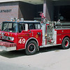 ENGINE 49  1981 FORD C8000 - E-ONE  1250-500