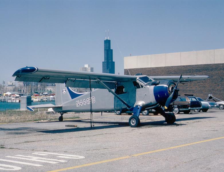AIRPLANE 444