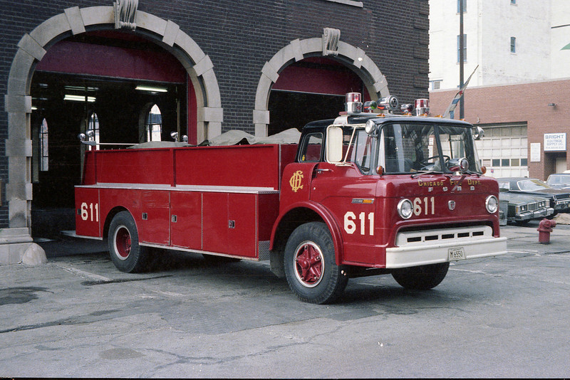 HOSE WAGON 6-1-1 FORD C