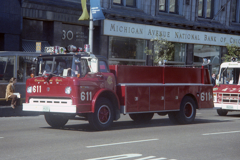 611 AT FIRE PREVENTION DAY PARADE