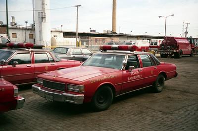 SHOPS REPAIR & SUPPLY CAR  CHEVY B-297