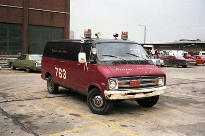 SHOPS VAN 763  DODGE