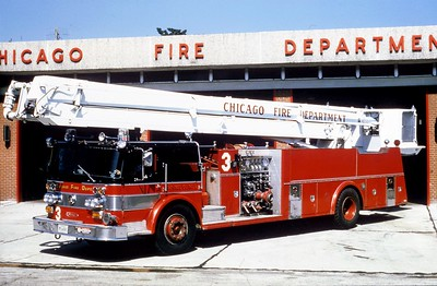 CHICAGO FD  SNORKEL 3    DON FEIPLE PHOTO
