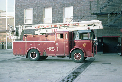 CHICAGO FD   RSNKL 1