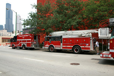 SQUAD 1 AND 1A VISITING THE 2007 ACADEMY MUSTER