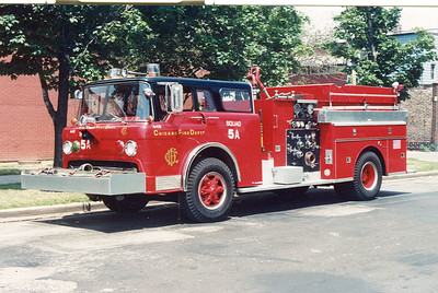 Squad 5A  (x-Engine Co.) Ford/Seagrave