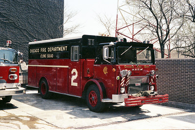 FLYING SQUAD 2  MACK MB-PLATT