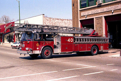 CFD TRUCK 40