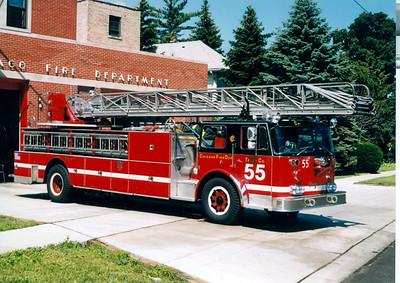 TRUCK 55 SEAGRAVE REHAB 100'