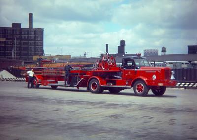 TRUCK 19 1954 FWD 85'  EF-136