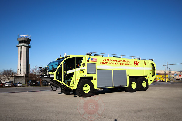 November 2016 Midway Apparatus / New ARFF Numbers