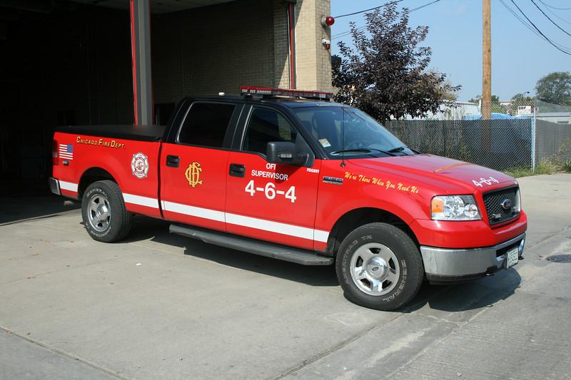 CHICAGO FD<br /> OFI 4-6-4