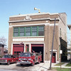 CHICAGO  ENGINE 120  FORD C7000 - PIERCE AND BATTALION 29  CHEVY SUBURBAN