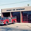 CHICAGO  ENGINE 101  FORD C8000 - PIERCE