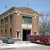 CHICAGO  ENGINE 93  FORD C8000 - SEAGRAVE  OFFICERS SIDE