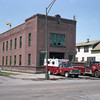 CHICAGO  ENGINE 75  FORD C8000 - E-ONE  1250-500 AND AMBULANCE 5