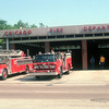 CHICAGO  ENGINE 60  FORD C8000 - E-ONE AND TRUCK 37  SEAGRAVE 100'