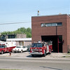 CHICAGO  ENGINE 113  FORD C8000 - E-ONE AND AMBULANCE 23 - Copy
