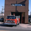 CHICAGO  ENGINE 113  FORD C8000 - E-ONE  1250-500
