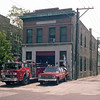 CHICAGO  ENGINE 27  FORD C8000 - EPNE AND BATTALION 27  CHEVY SUBURBAN