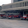 CHICAGO  ENGINE 42   SS-1 - AMBULANCE 42 - LIGHT WAGON 9-1-1 - TRUCK 3  ALFCO 100' - SMOKE EJECTOR 9-2-1 AND 9-2-2