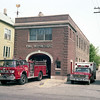 CHICAGO  ENGINE 56  FORD C8000 - E-ONE  1250-500 AND AMBULANCE 3
