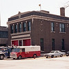 CHICAGO FIRE RESCUE STATION  X-ENGINE 49'S HOUSE
