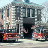 CHICAGO  ENGINE 59  FORD C8000 - SEAGRAVE AND TRUCK 47  SEAGRAVE 100'