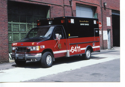 SPECIAL OPERATIONS 6-4-11 1995 FORD E-350 - McCOY MILLER   C-895