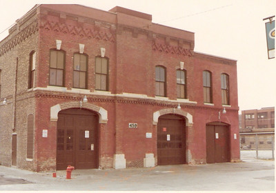 Former CFD Engine 26 - 457 North Wolcott Ave