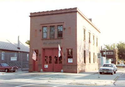 Former CFD Engine 88  -  3500 West 60th Street