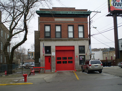 Former CFD Engine 70 - 1545 West Rosemont