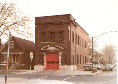 Former CFD Engine 85  -  3700 Hudson Ave