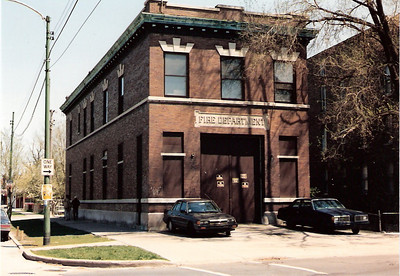 Former CFD Engine 87  -  8701 South Escanaba Ave