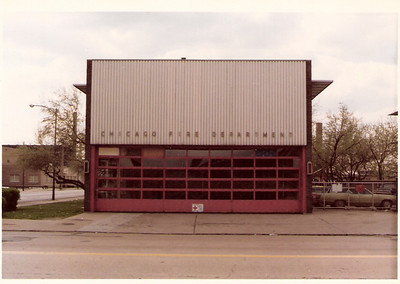 Former CFD Engine 25 - 543 West Taylor Street
