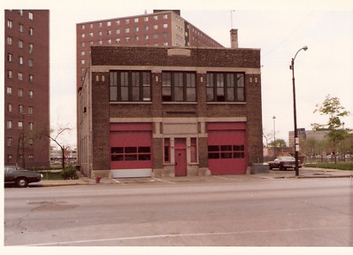 Former Engine 18 - 1123 West Roosevelt Road