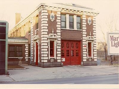 Truck 47 Old House 5714 N. Ridge